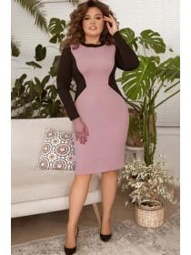 Облегающее трикотажное платье Серсея